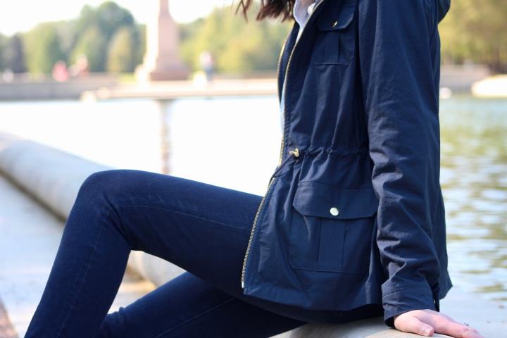Pleated Pocket Lonetree Jacket + A Super SimpleTutorial